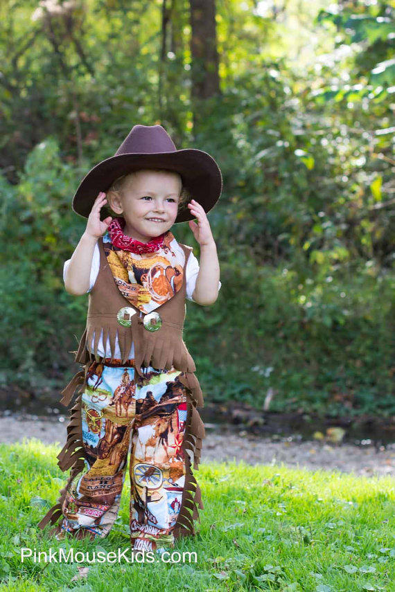 Baby Boy Cowboy Costume Cowboy Costume For Little Boys