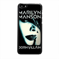 marilyn manson poster case for iphone 5c