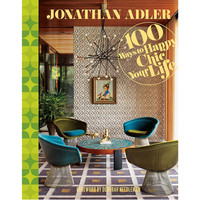 J Adler 100 Ways to Happy Chic Your Life, Non-Fiction Books