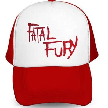 VONE05O The King of Fighters KOF cap TERRY BOGARD Cosplay Hat