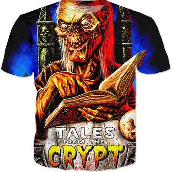The Crypt Keeper Tee