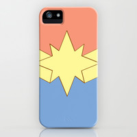 Carol Corps iPhone & iPod Case by Kelsey