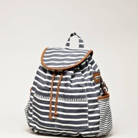AEO Striped Backpack | American Eagle Outfitters