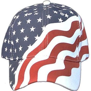 American Flag Hat for Men and Women
