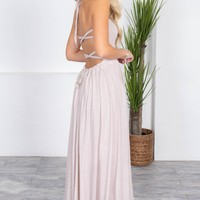 Gypsy Queen Maxi Dress