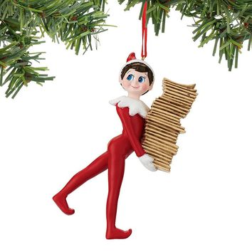 The Elf on the Shelf Letters to Santa Christmas Ornament
