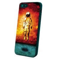 Flying Astronout Galaxy Custom Case for Iphone 5/5s
