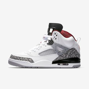 sports shoes edf1d 5f43a JORDAN SPIZIKE White Cement Grey Black Varsity Red 315371-122