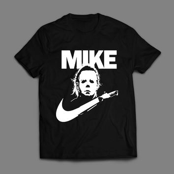MIKE MYERS NIKE PARODY T-SHIRT