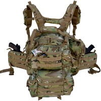 """Patrick Backpack - 20"""" Military Molle Backpack 56L (Multi)"""