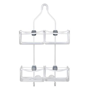 Expandable Rustproof Shower Caddy