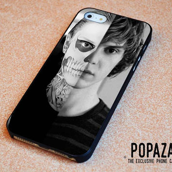 American Horror Story skull tate iPhone 5 | 5S Case Cover