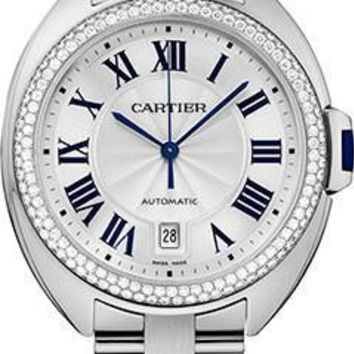 Cartier - Cle de Cartier 40mm - White Gold