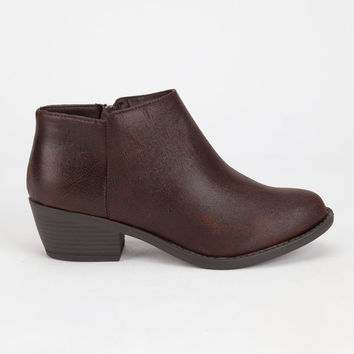 SODA Massen Short Womens Booties | Boots & Booties