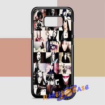 Motionless In White (collage) Samsung Galaxy S8 Plus Case Planetscase.com