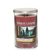 Mountain Lodge™ : Large 2-Wick Tumbler Candles : Yankee Candle