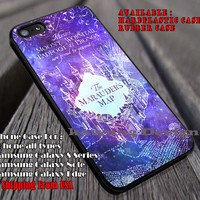 Marauders Map Nebula Galaxy Art | Harry Potter | Hogwarts iPhone 6s 6 6s+ 6plus Cases Samsung Galaxy s5 s6 Edge+ NOTE 5 4 3 #movie #HarryPotter ii