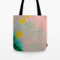The Burst Tote Bag by duckyb