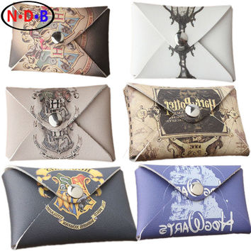 Harry Potter wallet for male and female