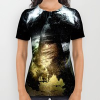 Thunder child All Over Print Shirt by HappyMelvin