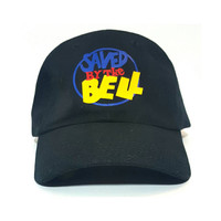 Saved by the bell 90s trill dad hat cap