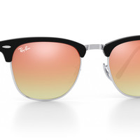 Customize & Personalize Your Ray-Ban RB3016 Clubmaster Sunglasses   Ray-Ban® USA