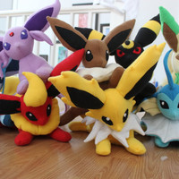 Eeveelution Complete Set