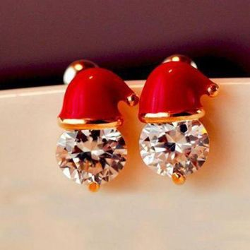 DCCKNY6 Christmas earrings