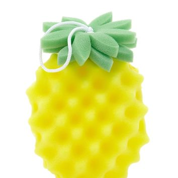 Pineapple Bath Sponge