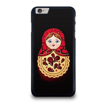 MATRYOSHKA RUSSIAN NESTING DOLLS iPhone 6 / 6S Plus Case Cover