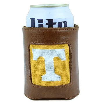 University of Tennessee Needlepoint Can Holder by Smathers & Branson