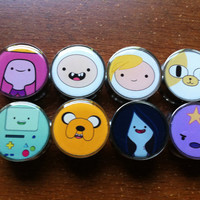 Adventure Time Plugs (CHOOSE 2)