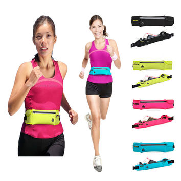 For Huawei Honor 4c/Pro P8/P9/Lite Lenovo Zuk Z2 Phone Case Cover Fitness Running Sport Pouch Waterproof Wallet Waist Band Bag