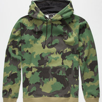 Hurley Aloha Mens Hoodie Camo  In Sizes