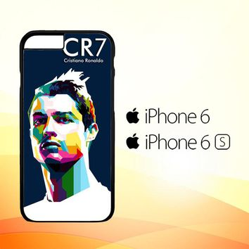 Cristiano Ronaldo X4197 iPhone 6|6S Case
