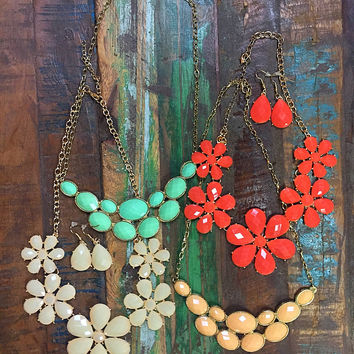 Statement Necklace 4 Pack #2!
