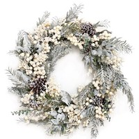 Melrose Gifts Winterberry Wreath | Nordstrom