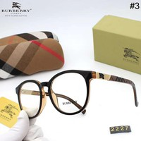 Burberry 2018 new trend fashion retro men and women flat mirror #3