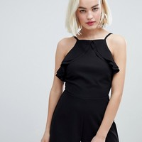 New Look Ruffle Romper at asos.com