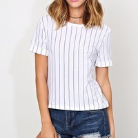 Play Ball Knit Top