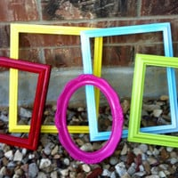 Custom Color Picture Frames- XLarge