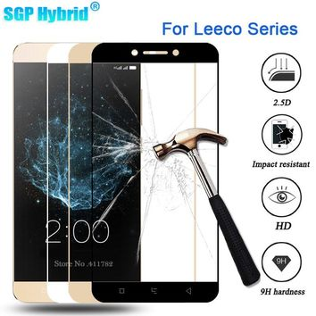 For leeco le 2 case Tempered Glass For Leeco Le max 2 pro 3 Cool1 X520 X527 X620 x820 x829 Glas 9 H Screen Protector Film Case