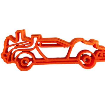 Race Car Cookie Cutter