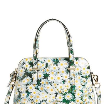 kate spade new york 'cedar street - daisy maise' leather satchel | Nordstrom