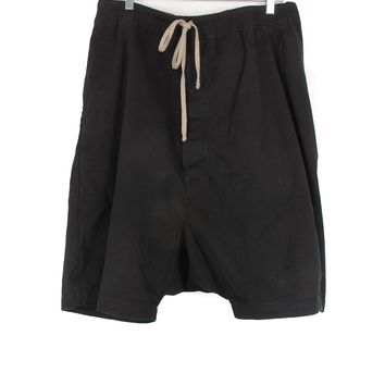Rick Owens Cotton Pod Shorts