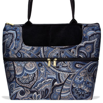 Susie Tote in Sheridan by Danny K. Handbags