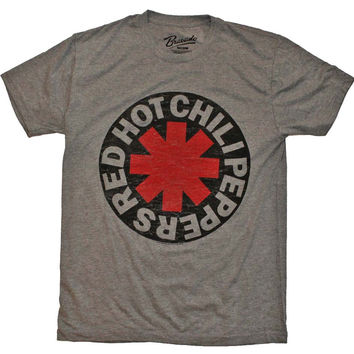 Red Hot Chili Peppers Asterisk Circle