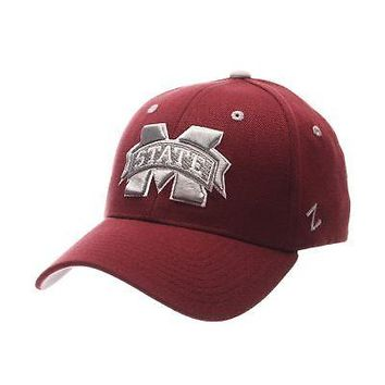 Licensed Mississippi State Bulldogs Official NCAA ZHS X-Large Hat Cap by Zephyr 277584 KO_19_1
