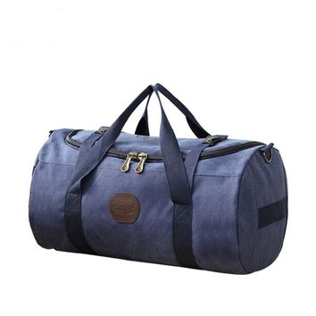 Luggage Cylindrical Weekend Bag for Women