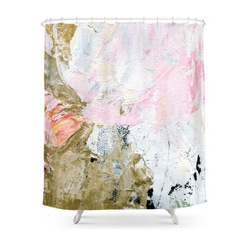 Society6 Palette 2 Shower Curtain